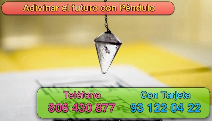 adivinar el futuro con un pendulo