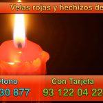 Significado de la vela roja
