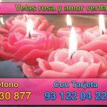 Significado de la vela rosa