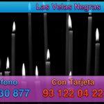 Las velas negras