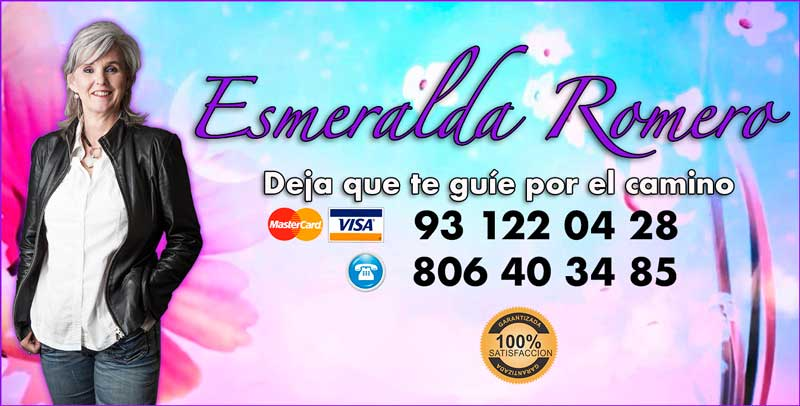 Esmeralda ROMERO - tarotistas de prestigio