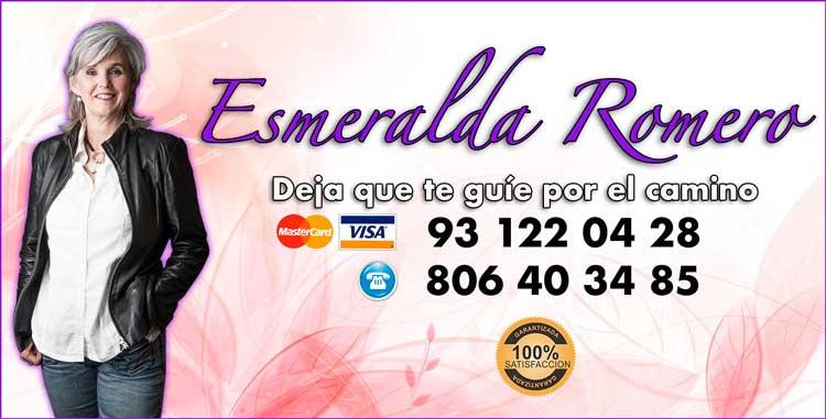 Esmeralda ROMERO - tarotistas españolas - tarot tv