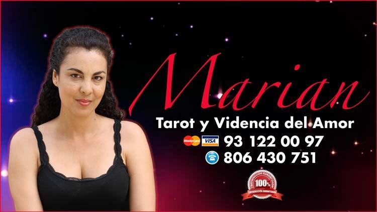Marian - Videntes españolas - tarot tv