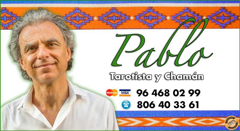 Pablo tarotista y chaman - tarotistas de prestigio