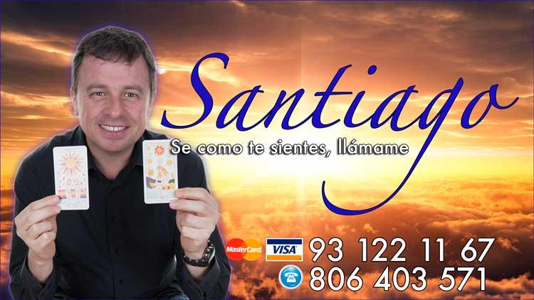 Santiago - tarotistas españoles - tarot tv