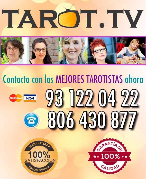 tarot tv - las mejores videntes y tarotistas