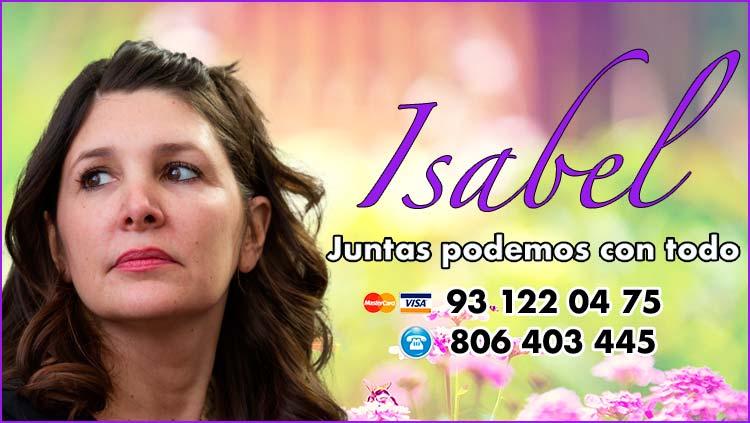 Isabel - las mejores tarotistas y videntes