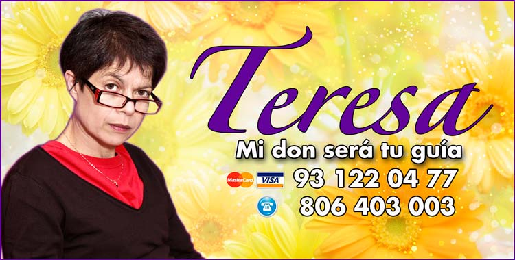 Teresa - tarot y videncia