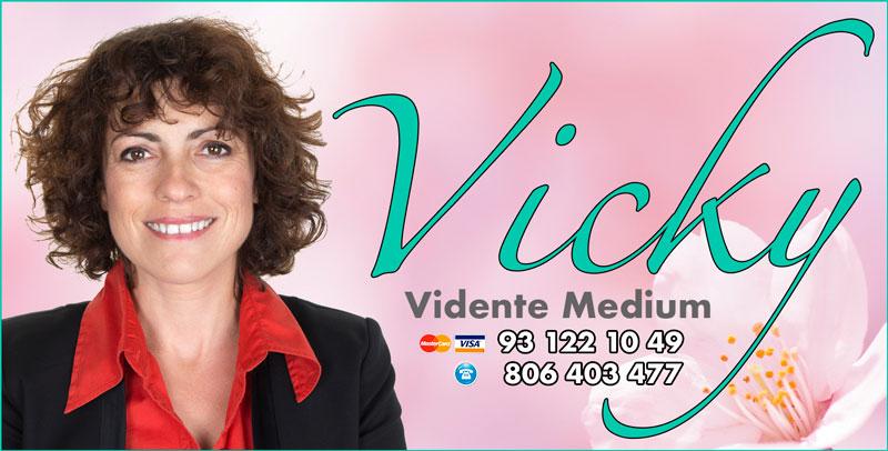 Vicky - las mejores tarotistas y videntes
