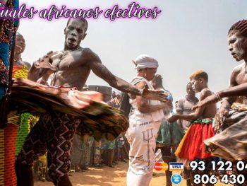 Rituales africanos efectivos