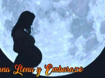 luna llena y quedarse embarazada